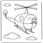 Przedszkolaki - Helikopterek
