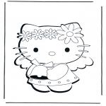 Bohaterowie Z Bajek - Hello Kitty 1