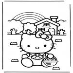 Bohaterowie Z Bajek - Hello Kitty 10
