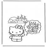 Bohaterowie Z Bajek - Hello Kitty 11