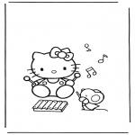 Bohaterowie Z Bajek - Hello kitty 13
