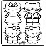 Bohaterowie Z Bajek - Hello Kitty 22