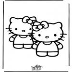 Bohaterowie Z Bajek - Hello Kitty 25