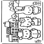 Bohaterowie Z Bajek - Hello Kitty 26