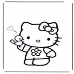 Bohaterowie Z Bajek - Hello Kitty 3