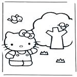 Bohaterowie Z Bajek - Hello Kitty 4
