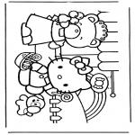 Bohaterowie Z Bajek - Hello Kitty 5