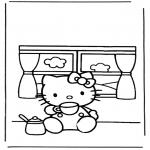 Bohaterowie Z Bajek - Hello Kitty 6