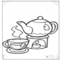 Herbata i Filiżanki