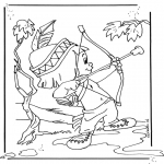 Bohaterowie Z Bajek - Hiawatha