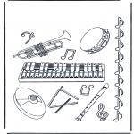 Różne - Instrumenty muzyczne