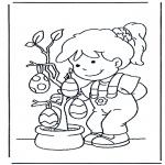 Tematy - Jajka na drzewie