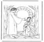 Jezus i chora kobieta