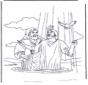 Jezus i Jan  Chrzciciel 2