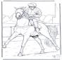 Jockey na Koniu