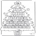 Boze Narodzenie - Kalendarz Adwentowy