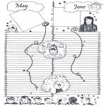Maisterkowanie - Kalendarz część 3