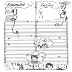 Maisterkowanie - Kalendarz część 5