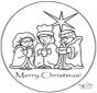 Kartka Boże Narodzenie 1