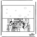 Maisterkowanie - Kartka Chrzciny