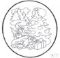 Kartka  do Kłucia Boże Narodzenie 3