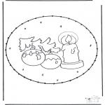 Boze Narodzenie - Kartka  do Kłucia Boże Narodzenie 5