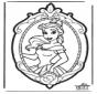 Kartka do Kłucia Księżniczka z Disneja 2