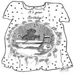 Maisterkowanie - Kartka - Urodzinowa 2