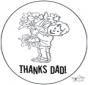 Kartka z Podziękowaniem 2