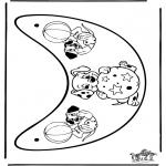 Maisterkowanie - Klapka Przeciwsłoneczna 1