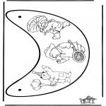 Maisterkowanie - Klapka Przeciwsłoneczna 3