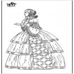 Różne - Klasyczna sukienka
