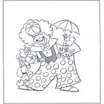 Różne - Klown 1