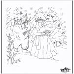 Boze Narodzenie - Kolorowanka - Boże Narodzenie 5
