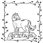 Zwierzęta - Koń 2