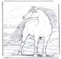 Koń w Wietrze
