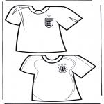 Różne - Koszulka z piłki nożnej 2