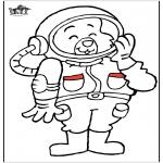 Różne - Kot Astronauta