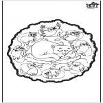 Mandala's - Koty - Mandala
