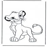 Bohaterowie Z Bajek - Król Lew 5
