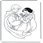 Bohaterowie Z Bajek - Królewna śnieżka 2