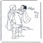 Bohaterowie Z Bajek - Królewna śnieżka 4
