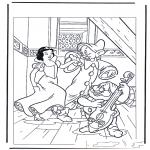 Bohaterowie z Bajek - Królewna śnieżka 6