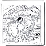 Bohaterowie Z Bajek - Królewna śnieżka 7