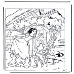 Bohaterowie Z Bajek - Królewna śnieżka 8