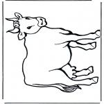 Zwierzęta - Krowa 2