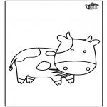 Zwierzęta - Krowa 3