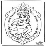 Bohaterowie z Bajek - Księżniczka Bella 1