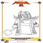 Bohaterowie Z Bajek - Kung Fu Panda 2 Rysunek 3