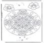 Kwiatowa Geomandala